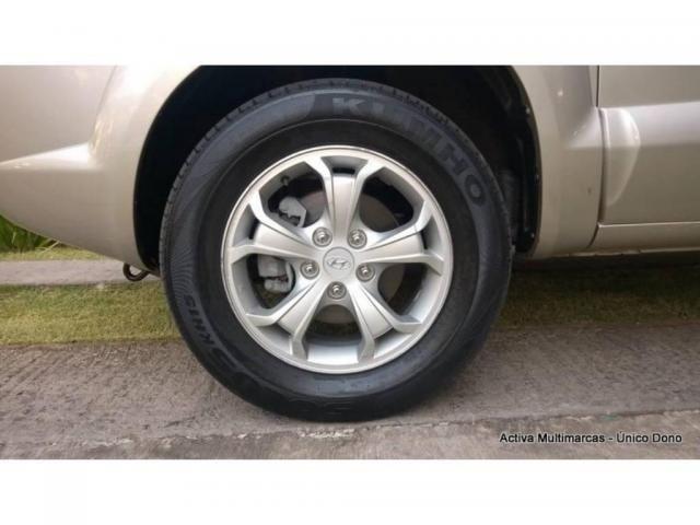 Hyundai Tucson 2.0 MPFI GL 16V 142CV 2WD GASOLINA 4P AUTOMÁTICO - Foto 15