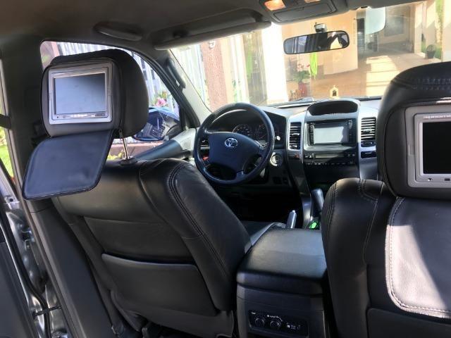 Toyota Prado 8 lugares, Só DF, conservadíssima, completa e revisada - Foto 2