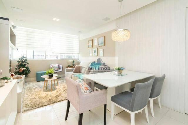 Apartamento alto padrão em ponto privilegiado da Moreira César - Foto 9