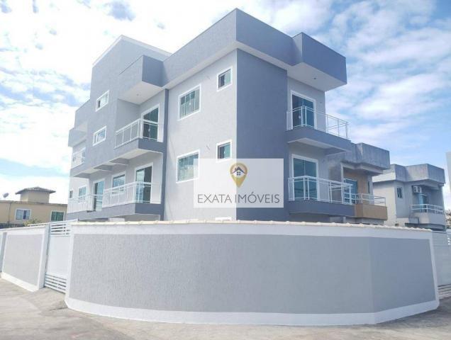 Apartamento 2 quartos com suíte, baixo condomínio e próximo a rodovia, Recreio/Ouro Verde