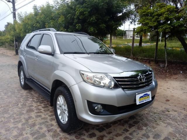 HILUX SW4 2014/2015 2.7 SR 4X2 16V FLEX 4P AUTOMÁTICO
