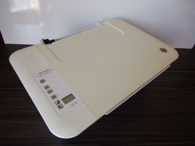 Impressora HP Deskjet Ink Advantage 2546 - Para retirada de peças - Foto 4