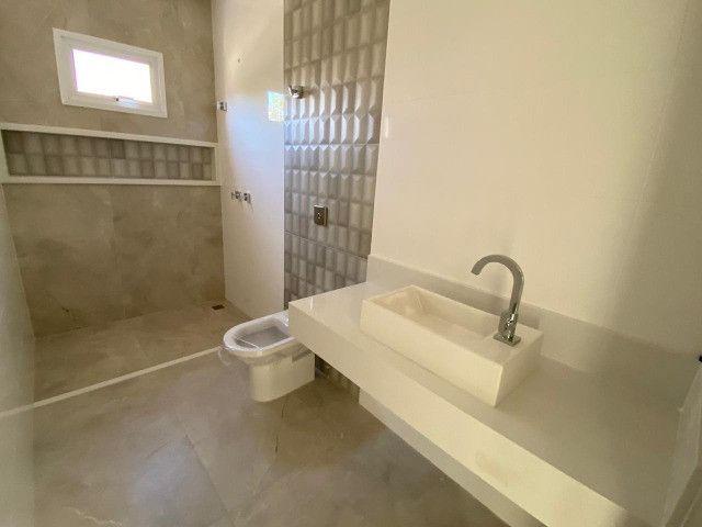Lindo sobrado de 4 suítes no condomínio Alphaville Goiás - Foto 16