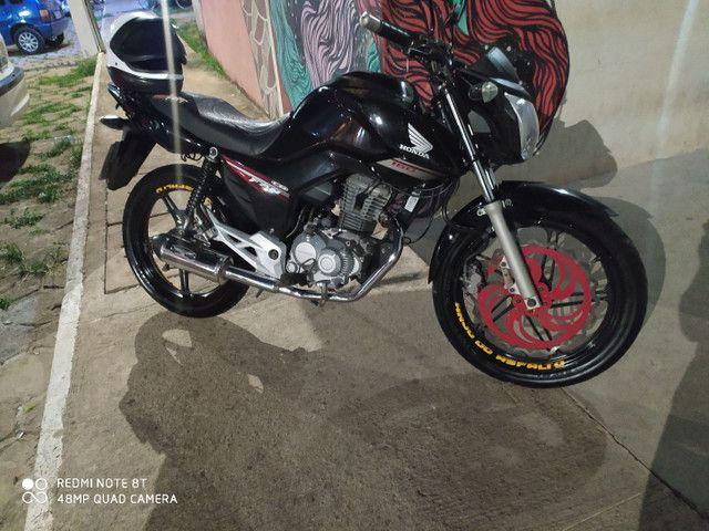 Honda Fan 160 Toda bonitinha