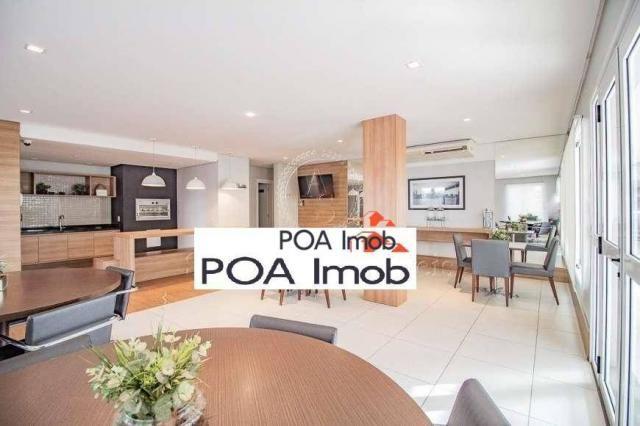 Apartamento com 2 dormitórios à venda, 114 m² por R$ 964.000,00 - Jardim do Salso - Porto  - Foto 16