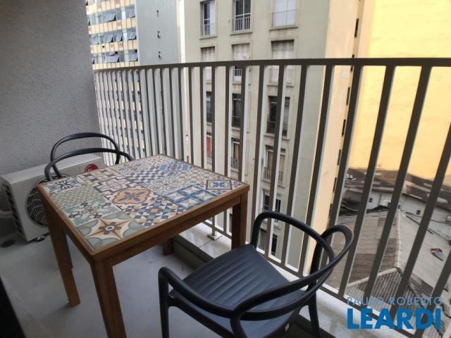Apartamento à venda com 1 dormitórios em Centro, São paulo cod:589694