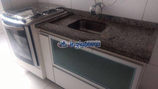 Apartamento com 3 dormitórios à venda, 75 m² por R$ 295.000 - Vale dos Tucanos - Londrina/ - Foto 10
