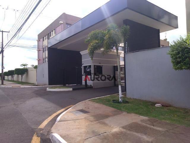 Apartamento Res. Castelo Branco II com 3 dormitórios à venda, 90 m² por R$ 185.000 - Cháca