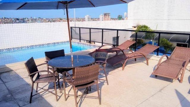 Flat com 1 dormitório para alugar, 38 m² - Poço - Recife/PE - Foto 11