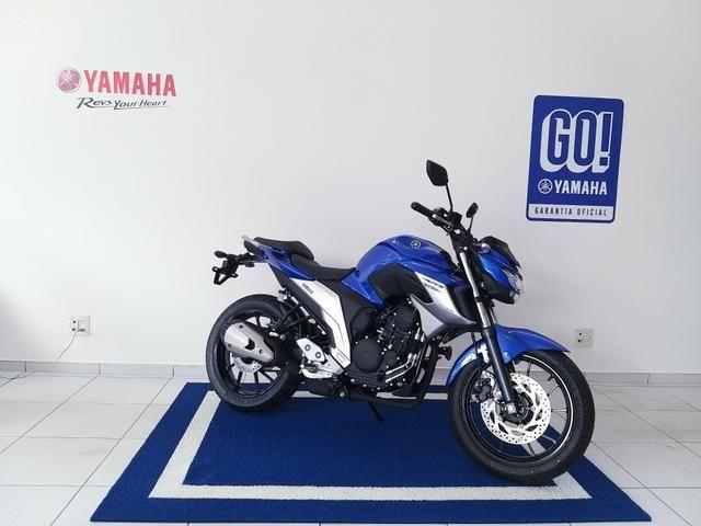 Entrada de R$ 4100 + 48x 598 Yamaha Fazer 250cc ABS 21/21 Imperdível - Foto 5