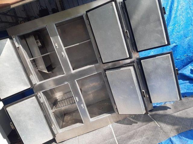 Câmara Fria Industrial 1480 litros - Foto 2