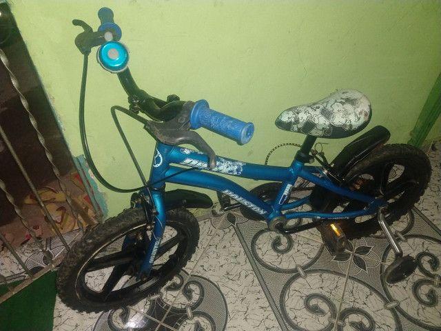 Bicicleta Houston infantil aro 16 - Foto 2