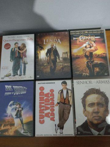Dvd's de filme e música - Foto 3