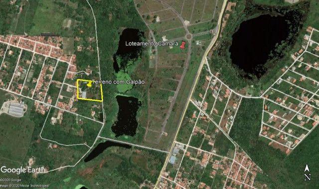 Terreno no Camara com Galpão e Infraestrutura para Instalação de Engarrafamento de Água - Foto 2
