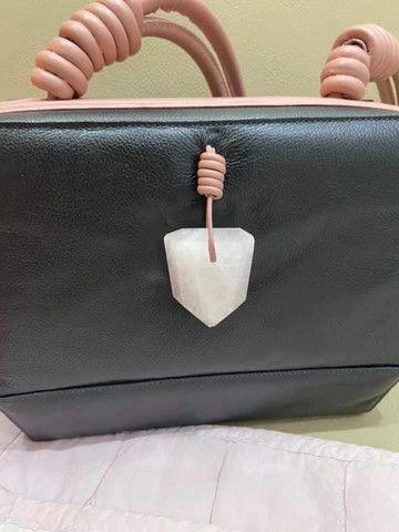 Bolsa Soleah Preta - Foto 3
