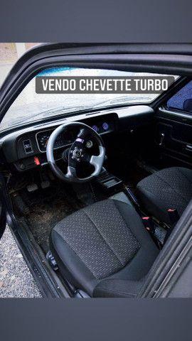 Chevette turbo motor recém revisado - Foto 3