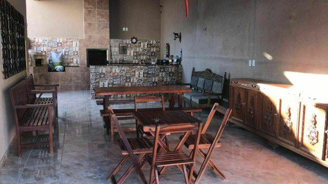 Casa com piscina no novo Iguape R$  600,00 final de semana comum , sexta a domingo. - Foto 7