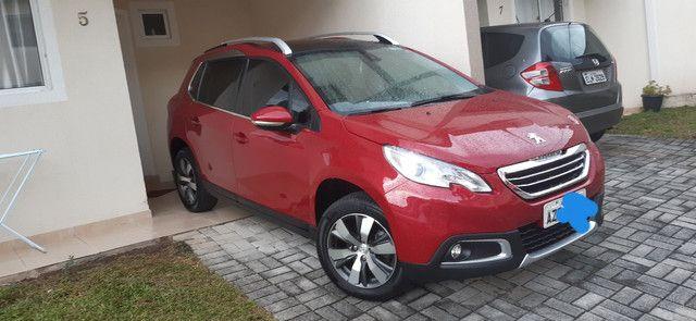 Peugeot modelo 2008 GRIFFE aceito menor valor Estudo proposta