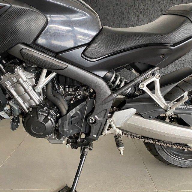 Honda CB 650F 2014/2015 - Foto 5