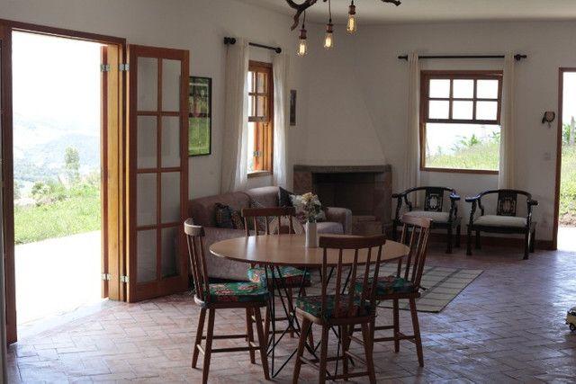 Chácara perfeita com casa em Delfim Moreira - Foto 10