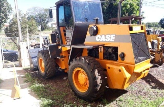 Pá Carregadeira Case W20E - Foto 4