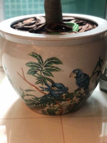 Vaso Decorativo de Porcelana