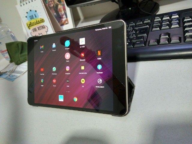 Tablet Xiaomi Mipad 3 - Vendo ou troco por celular - Foto 2