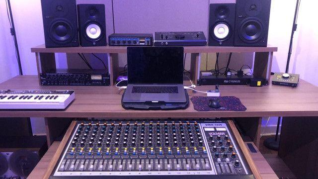 Mesa de som analógica VOXMAN - Foto 3