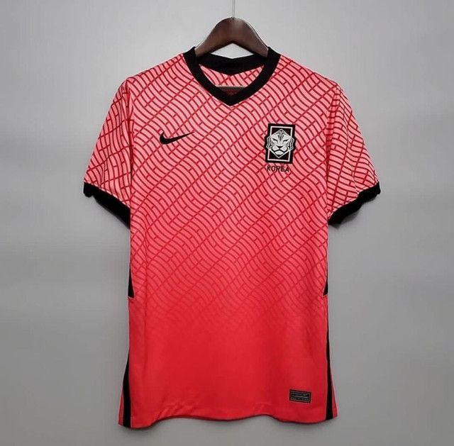Camisa de Futebol - Foto 2