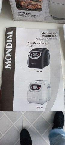 Panificadora automática 110v Mondial - Foto 5