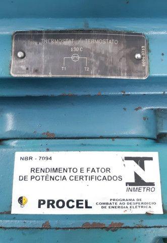 Motor WEG 12,5 CV - Foto 4