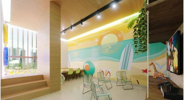Apartamento compacto à venda, 60 m² por R$ 496.000 - Engenheiro Luciano Cavalcante - Forta - Foto 15