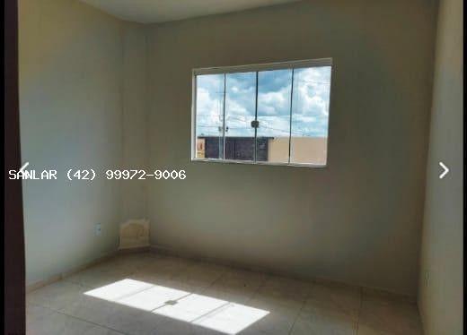 Casa para Venda em Ponta Grossa, Campo Belo, 2 dormitórios, 1 banheiro, 2 vagas - Foto 2
