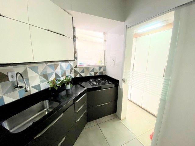 Apartamento para venda tem 160 metros quadrados com 3 quartos em Centro - Juiz de Fora - M - Foto 13