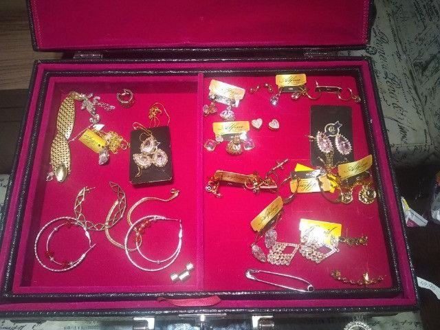 Semi jóias folhadas - Foto 3