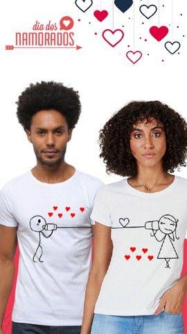 Camisas Personalizadas - Dia dos Namorados - Foto 3