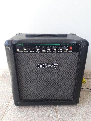 Amplificador 30w MOUG (aceito oferta) - Foto 2