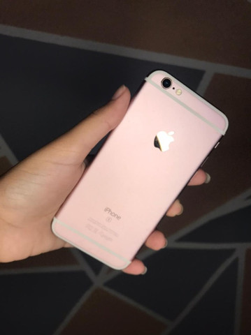 Iphone 6s 32gb rose - Foto 3