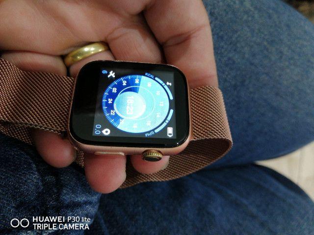 Relógio Smart Watch W5 - Foto 2