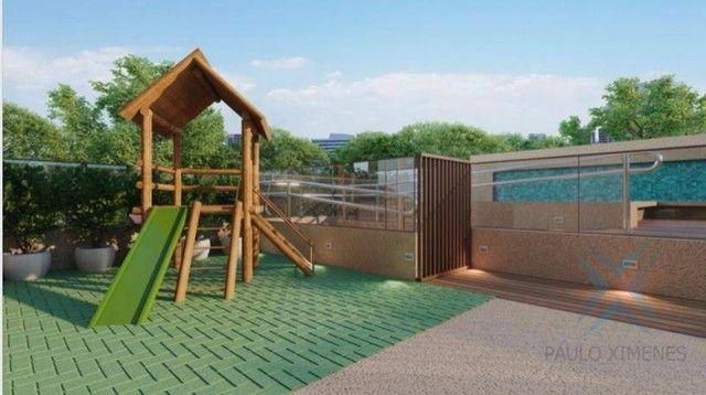 Apartamento compacto à venda, 37 m² por R$ 322.000 - Engenheiro Luciano Cavalcante - Forta - Foto 13