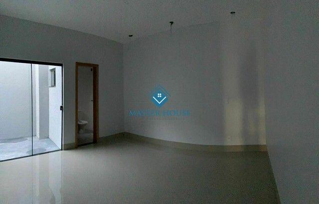 Belíssima Casa Térrea Moderna,Valor R$ 395.000,00, jardim  Mariliza, Goiânia  Há Poucos Mi - Foto 8