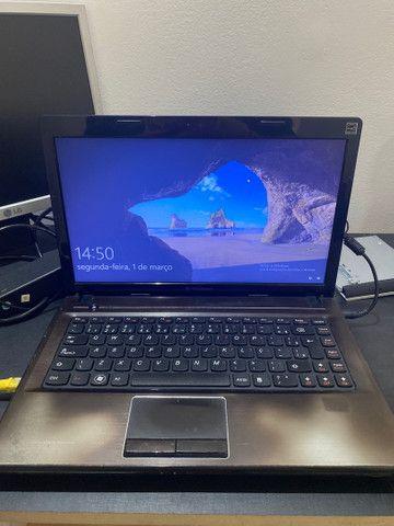 Notebook Lenovo G480 - Foto 4