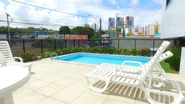 Apartamento Novo  Próximo ao Shopping Maceió Aceito Financiamento Bancário  - Foto 4