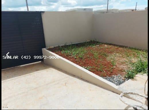 Casa para Venda em Ponta Grossa, Campo Belo, 2 dormitórios, 1 banheiro, 2 vagas - Foto 4