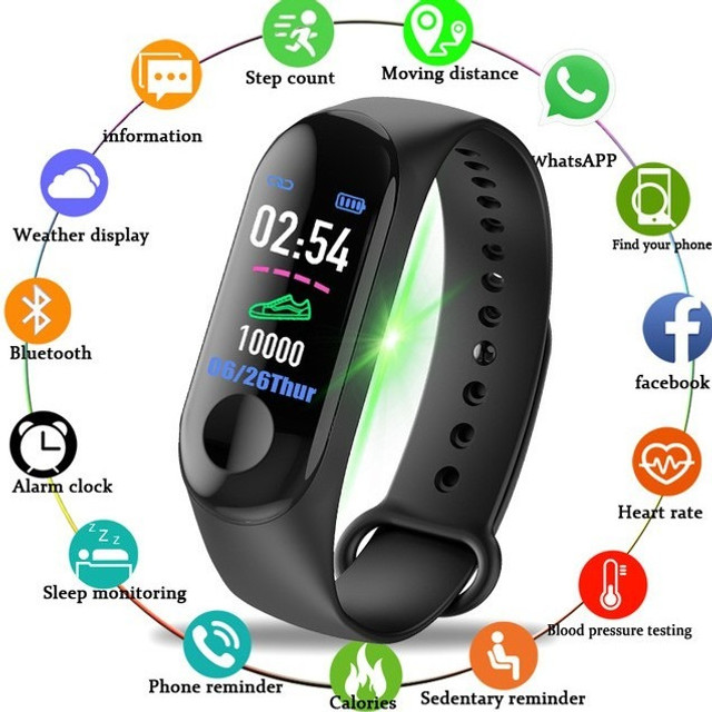Relogio Inteligente Tomate Mtr-06 Smartwatch Android Ios