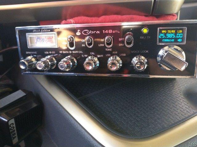 Rádio px cobra GTL 148  - Foto 3