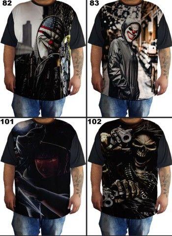Camisetas plus size G1 G2 G3 G4 - Foto 2