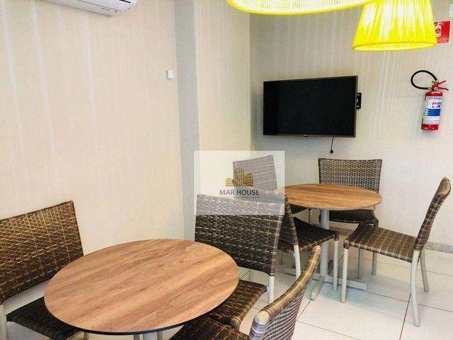 Apartamento com 3 dormitórios para alugar, 81 m² por R$ 3.500/mês - Boa Viagem - Recife/PE - Foto 7
