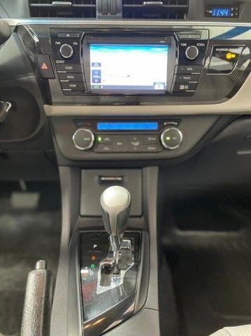 Corolla Xei 2.0 2017 Completo Flex Automatico/Financio Sem Entrada - Foto 6