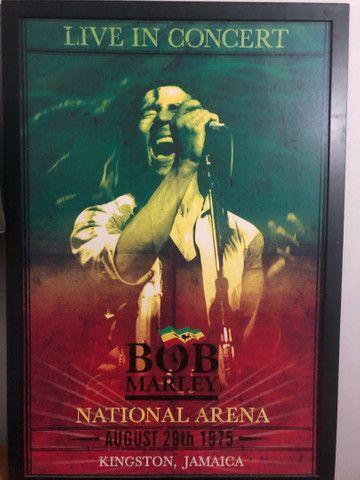 Quadro Bob Marley